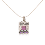 SERENITY HAMSA NECKLACE New Testament