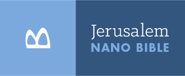 Jerusalem Nano Bible Jewelry